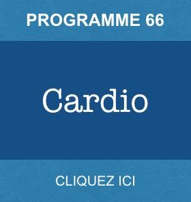 programme 66 cardio