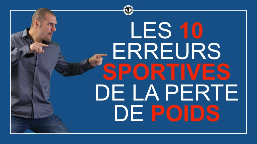 perdre poids sport