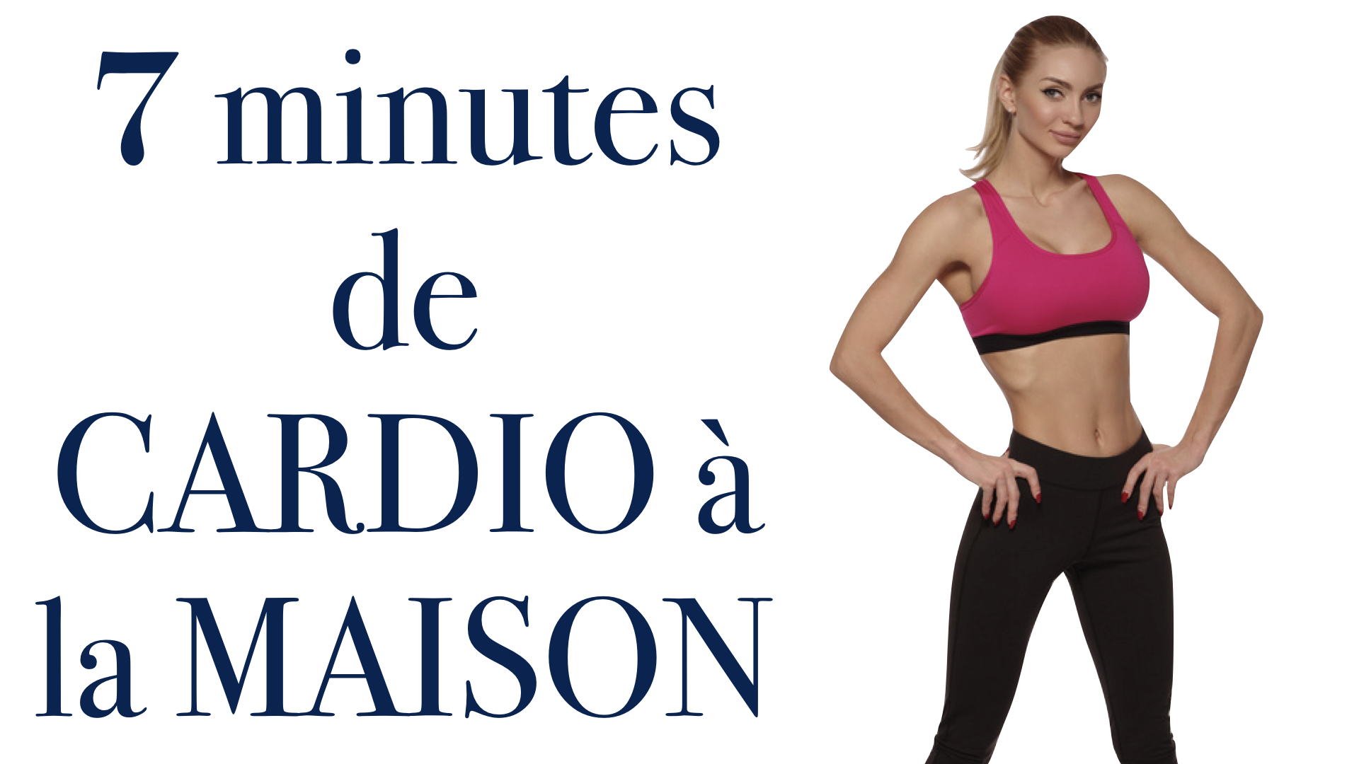 Comment faire du cardio la maison et br ler des calories facilement - Creation a faire a la maison ...