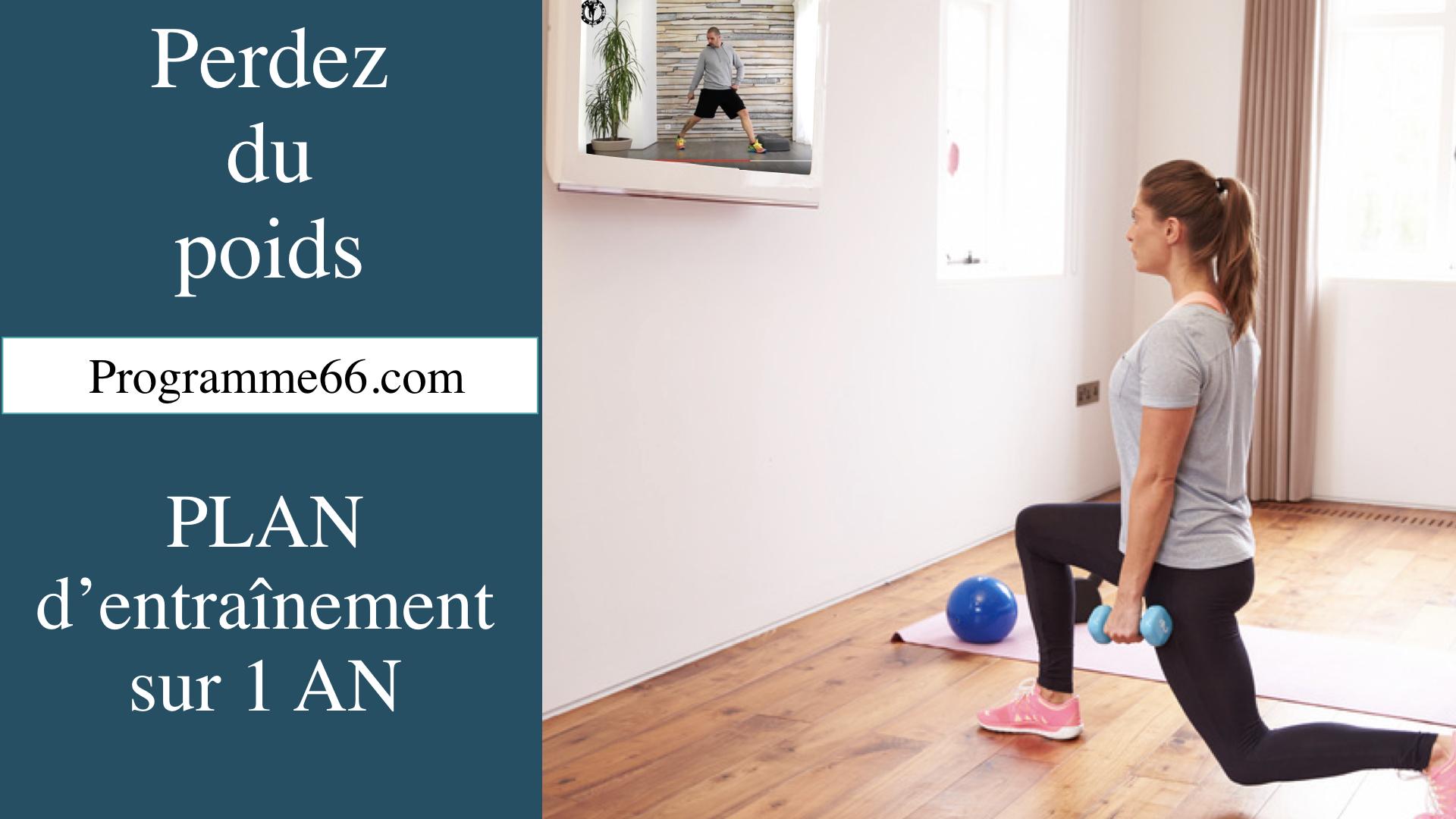 Programmes d'entraînement en vidéo pour perdre du poids efficacement