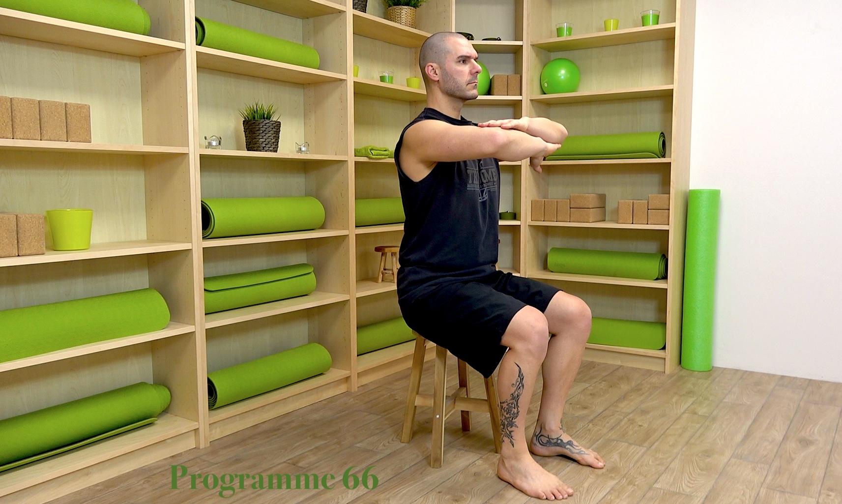 spine twist pilates